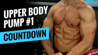 UPPER BODY PUMP #1 - COUNTDOWN WORKOUT - Workout Of The Day(, 2016-01-18T02:01:43.000Z)