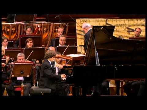 Rafal Blechacz, Chopin Concerto N°1 Mov 2, Romance Larghetto.