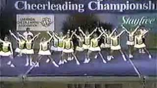 paul laurence dunbar high school 1993 cheerleading