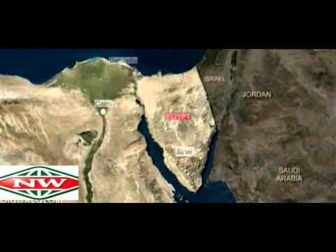 At least five dead in gun attacks in Egypt's Sinai region