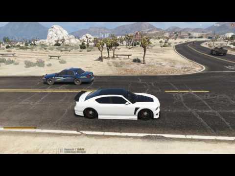 DOJ Cops Role Play Live - Tow Truck Company (Civilian)