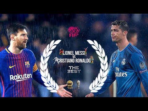 Lionel Messi vs Cristiano Ronaldo 2018 - The Battle Of Kings