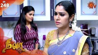 Nila - Episode 248 | 22nd January 2020 | Sun TV Serial | Tamil Serial
