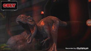 Jurassic World | Trò chơi Khủng long đánh nhau công viên | cu lỳ chơi game #20 | gameplay funny