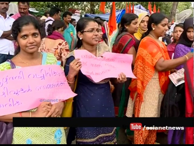 Indefinite hunger strike by nurses turns 7th Day