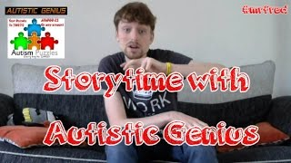 Storytime with Autistic Genius - Suzie's Toilet Time