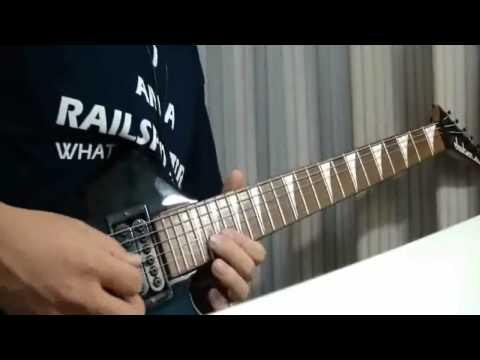 AKB48 - RIVER (Guitar Cover)