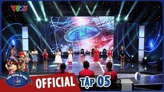 Vietnam Idol Kids : Thần Tượng Âm Nhạc Nhí 2017 Tập 5 - Vòng Gala
