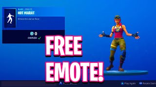 "FREE ""HOT MARAT"" EMOTE/DANCE! Fortnite ITEM SHOP [NOVEMBER 23] BULLSEYE SKIN IS BACK! CHICKEN SET!"