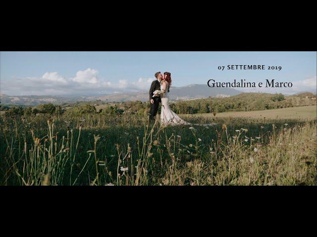 ♥♥ Guendalina+Marco ♥♥ wedding trailer