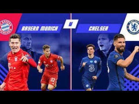 Download Bayern Munich v Chelsea match summary in 720p HD (9/8/2020