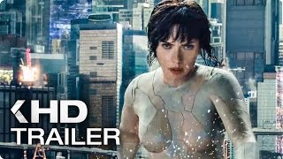 GHOST IN THE SHELL Teaser Trailer (2017)