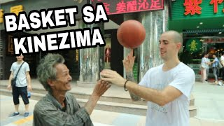 IGRAM BASKET SA KINEZIMA - Kina Vlog 2