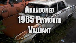 1965 Plymouth Valiant Rotting in Alaska