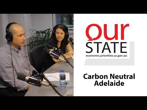 OurState: Carbon Neutral Adelaide