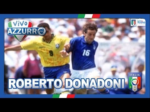 Roberto Donadoni - Eroi Azzurri