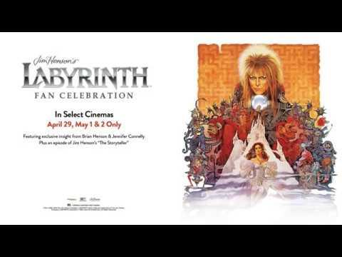 Labyrinth Original Trailer