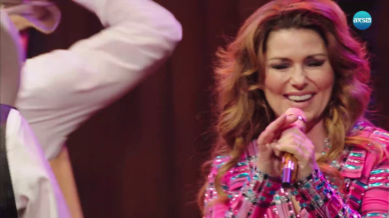 Shania Twain Performs Whose Bed Have Your Boots Been Under Legendary Ladies Of Music