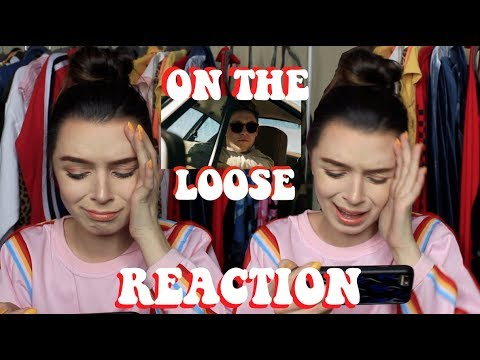 ON THE LOOSE MUSIC VIDEO REACTION