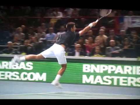 Isner kick second serve