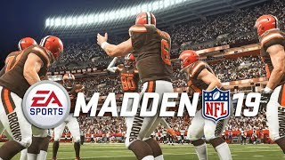 Madden 19 All New Crazy Celebrations - How To Celebrate