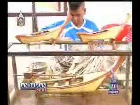 Special - model boats Krabi Thailand