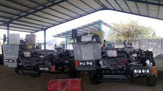 Ses 2017 -  Harapan Jaya Siapkan Armada Baru  Hino AK8 Chassis