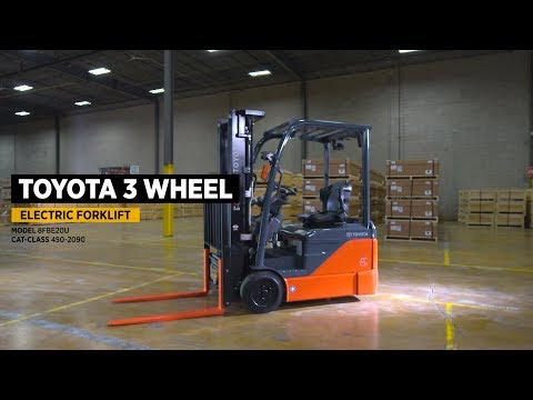 Electric Forklifts For Rent | Herc Rentals
