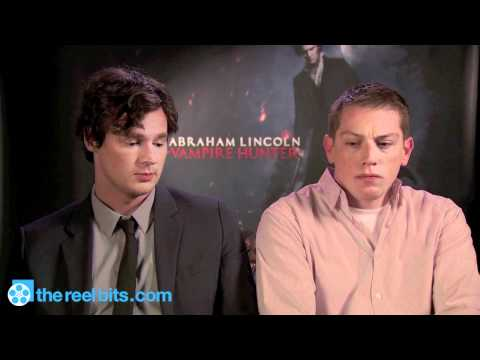 Benjamin Walker and Seth GrahameSmith on 'Abraham Lincoln: Vampire Hunter'