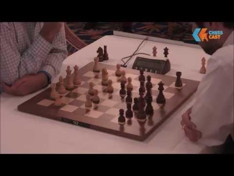 Hikaru Nakamura vs Anand Final Armageddon Game - Zurich Chess Challenge 2015