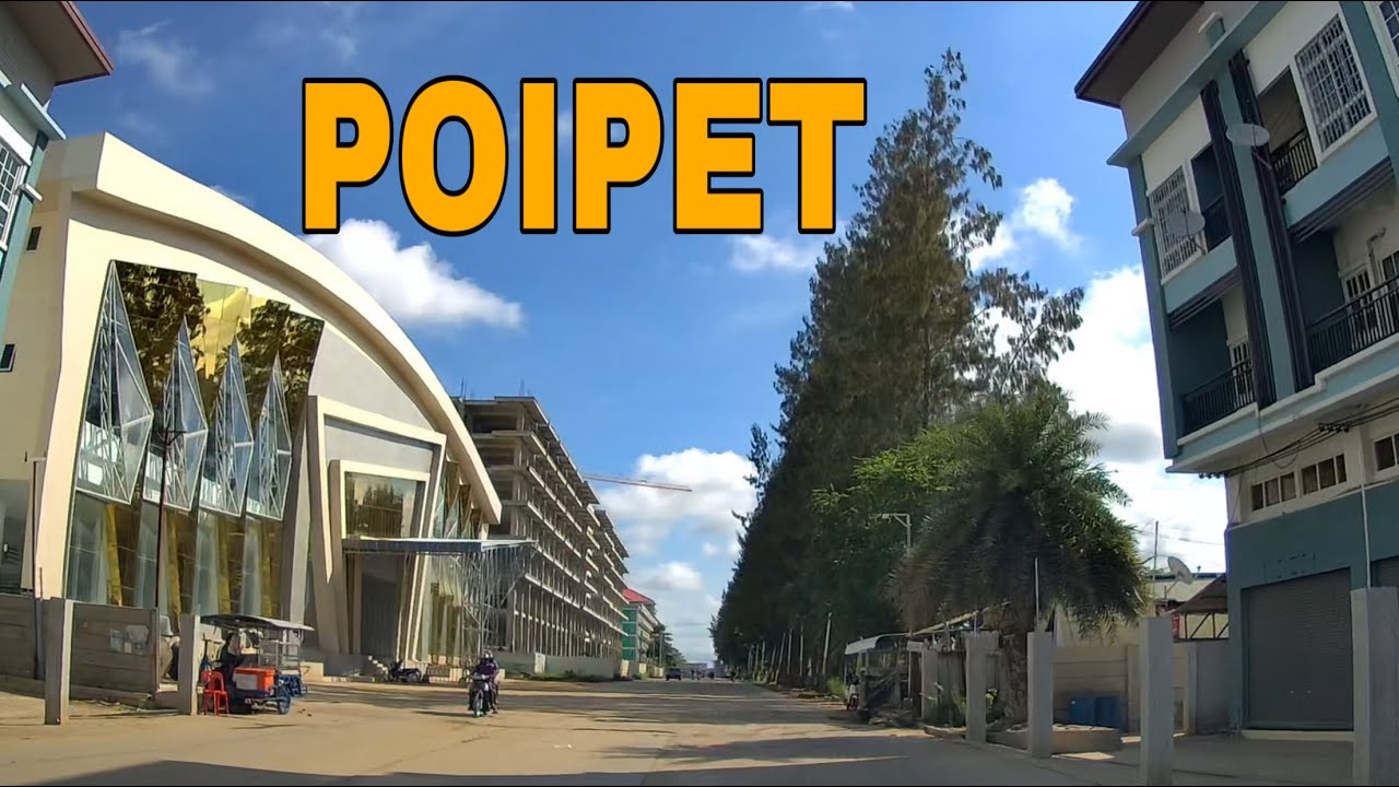 Bed Bus to Poipet [Jeffs 2nd Blog from Cambodia