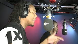 Merky Ace and TKO from Family Tree step up to the mic in the BBC Ra...
