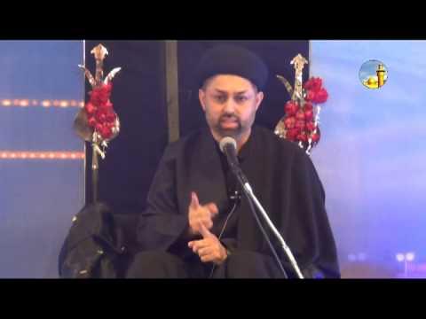 01 - Maulana Abu Talib Tabatabai - Sunnat e Nabvi - Muharram 1434 AH
