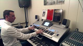 Hello Mary Lou Ricky Nelson Writer Gene Pitney Performed On Yamaha Tyros 4 By Rico