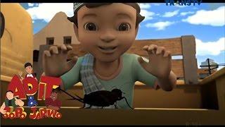 Peci Hilang Ucup Meriang ✯ADIT & SOPO JARWO TERBARU 2017✯ Kartun Movie HD