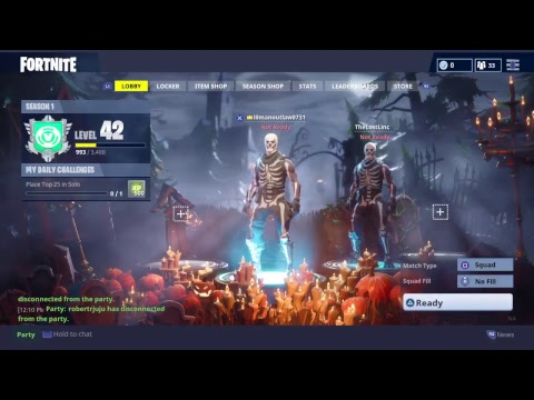 Fornite Battle Royal NEW Smoke granades HYPE 60 SUBS LETS GET THERE NOICE #Hype Stream#(STREAM)