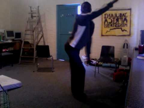 DANCING FOR THE LORD