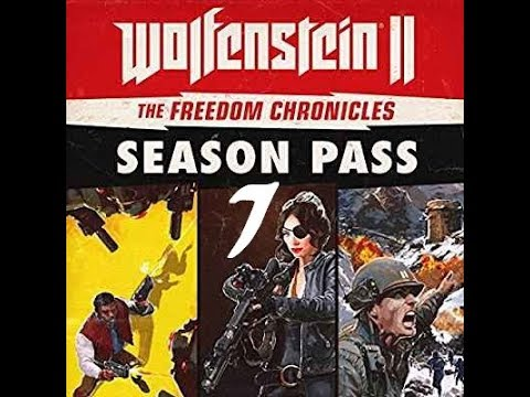 """Let's Play: Wolfenstein: The Freedom Chronicles Episode 3 Part 2 """"Traitor"""""""