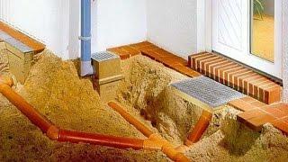 Дренажные системы - поверхностные и глубинные(Для разных видов местности используются различные виды дренажных систем. - Для отвода воды из водостока..., 2014-10-12T11:44:35.000Z)