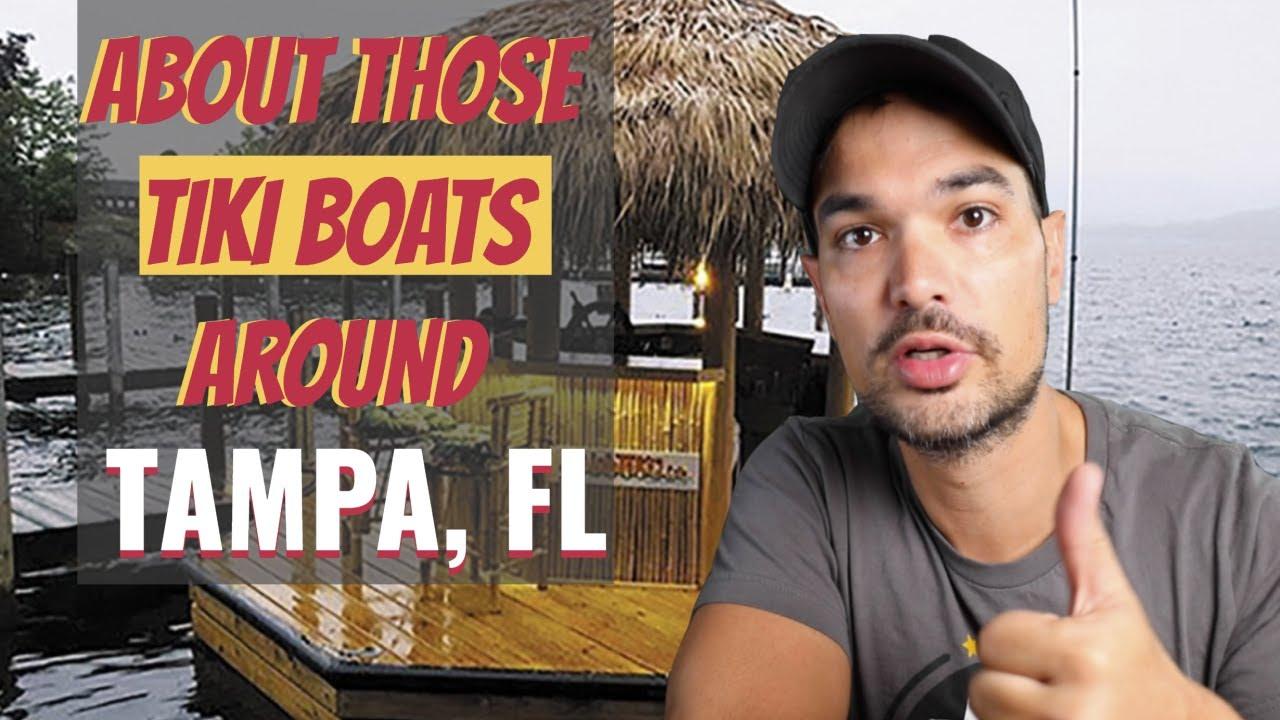 Tiki Cruise in Tampa, FL - Cruisin Tiki Tampa #tampareview