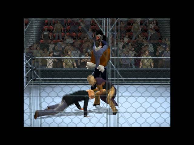 SD vs. RAW 2011 Marik Ishtar vs. Ash Williams vs. Bourbon vs. Yakko Warner