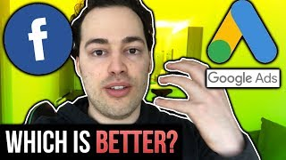 Which Traffic Source Should You Use? (Google Vs. Facebook)