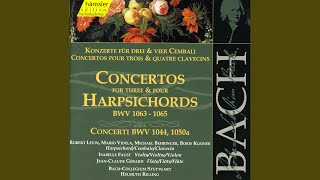 Concerto for Flute, Violin and Harpsichord in A Minor, BWV 1044: III. Tempo di Allabreve