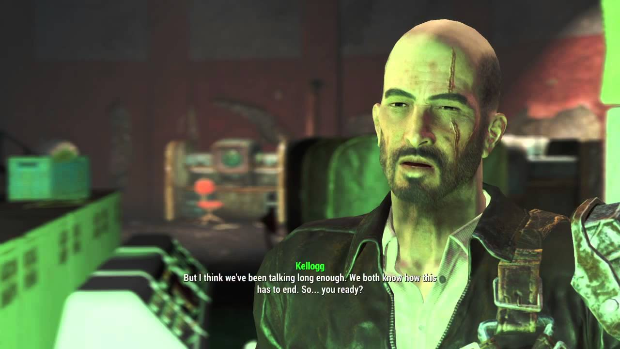 how to stop virgil killing you fallout