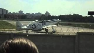 Ретро-Самолёты Киев 4 июля 2013