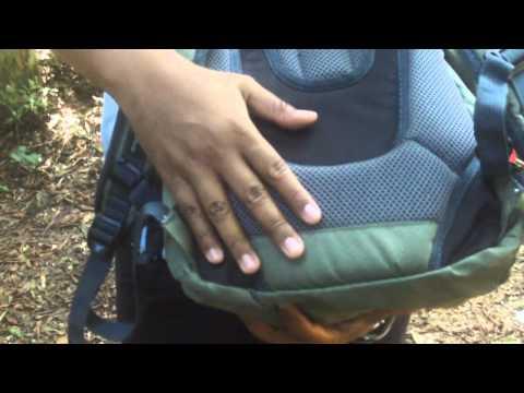 Trailer Do Review Da Deuter Aircontact Pro 60 15 Youtube