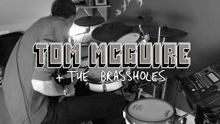 Ric Flair - Tom McGuire & The Brassholes (Drum Cover)