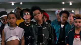 MICHAEL JACKSON BAD [KIDS VERSION] HD 720p