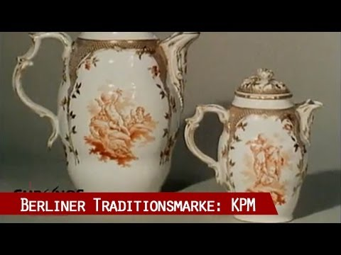 Tradition und Wandel - die Geschichte der Berliner Porzellanmanufaktur