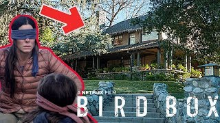 Abandoned Birdbox Movie Mansion (INSIDE)